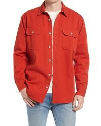 Filson Twill Button Up Shirt