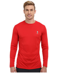 U.S. Polo Assn. Performance Long Sleeve T Shirt
