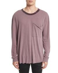 Drifter Tide Long Sleeve Pocket T Shirt