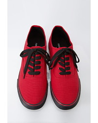 Forever 21 Classic Canvas Sneakers