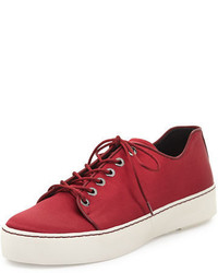 Holistic satin low top sneaker medium 3650732