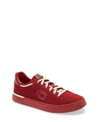 Coach Lowline Knit Sneaker