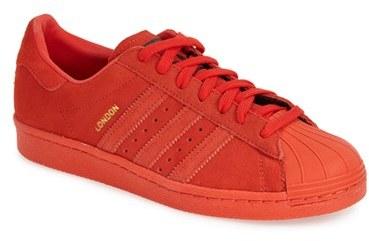 ca6794e056e0 ... adidas Superstar 80 Cities Suede Sneaker ...