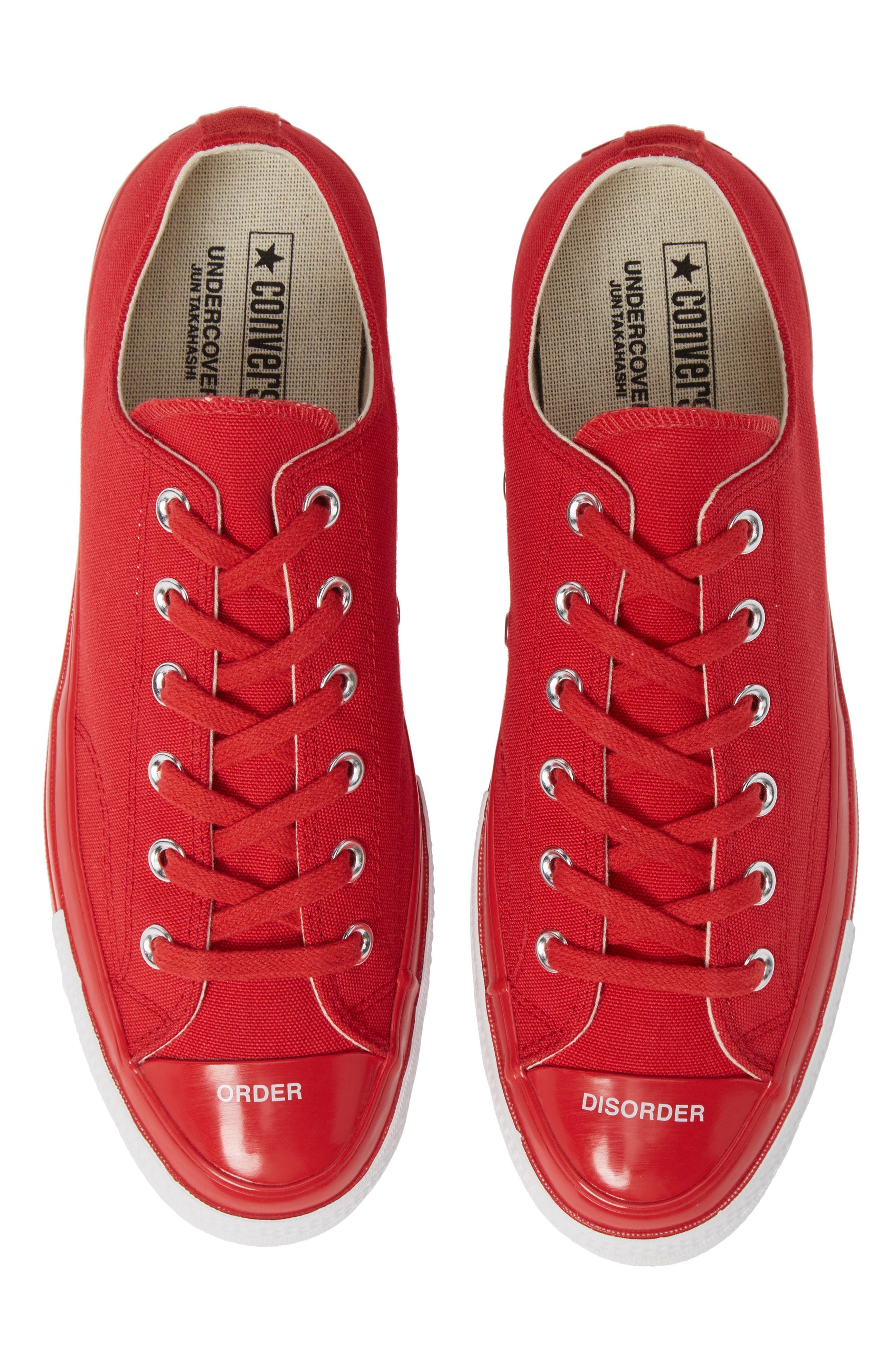 449d61d4a09 ... Low Top Sneakers Converse X Undercover Chuck 70 Sneaker