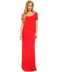 Red maxi dress original 1400595