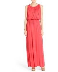 FELICITY & COCO Grecian Jersey Maxi Dress