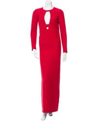 Marc Jacobs Keyhole Maxi Dress