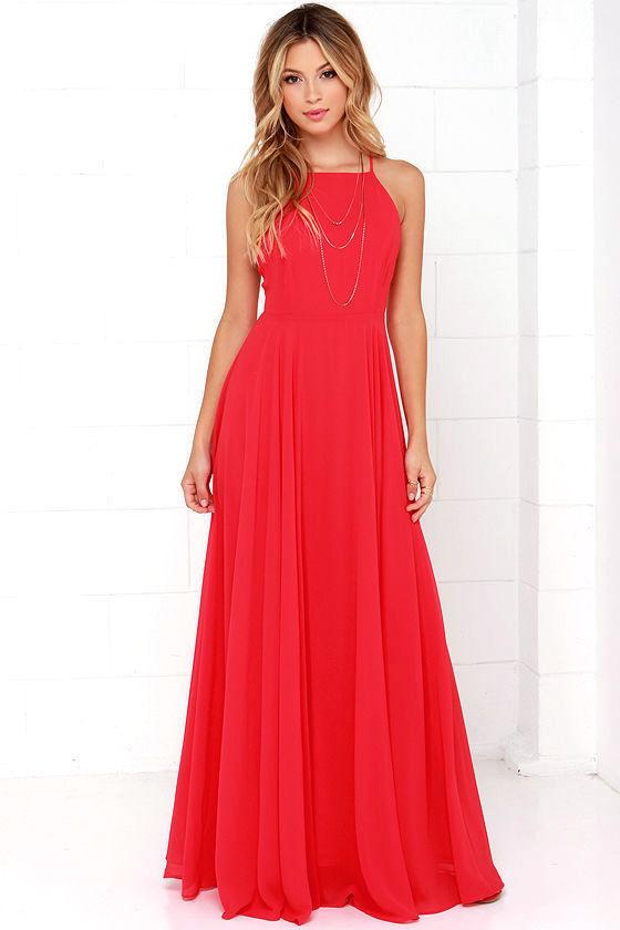 9c5f87ccadda38 LuLu*s Mythical Kind Of Love Slate Blue Maxi Dress, $64   Lulu's ...