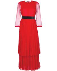 Gucci Tiered Maxi Dress