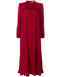 RED Valentino Midi Flared Dress