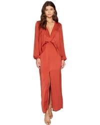 The Jetset Diaries Siren Midi Dress Dress