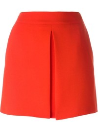 Red mini skirt original 1461183