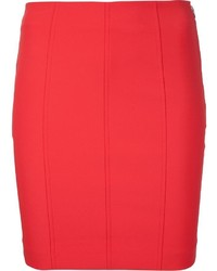 Alexander Wang T By Fitted Mini Skirt