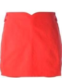 Kenzo Wrap Pencil Skirt