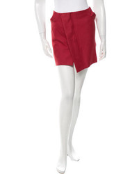 See by Chloe See By Chlo Asymmetrical Mini Skirt