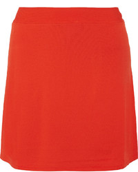 Alexander Wang T By Stretch Knit Mini Skirt
