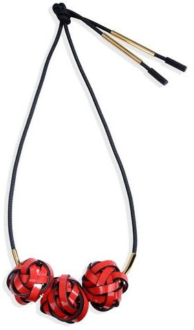 resin spring in horn the n woman f summer and wx necklace from marni