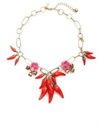 Kate Spade New York Pepper Statet Necklace