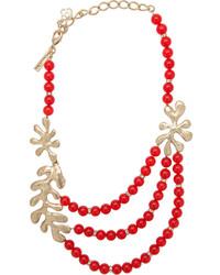 Oscar de la Renta Sea Tangle Necklace