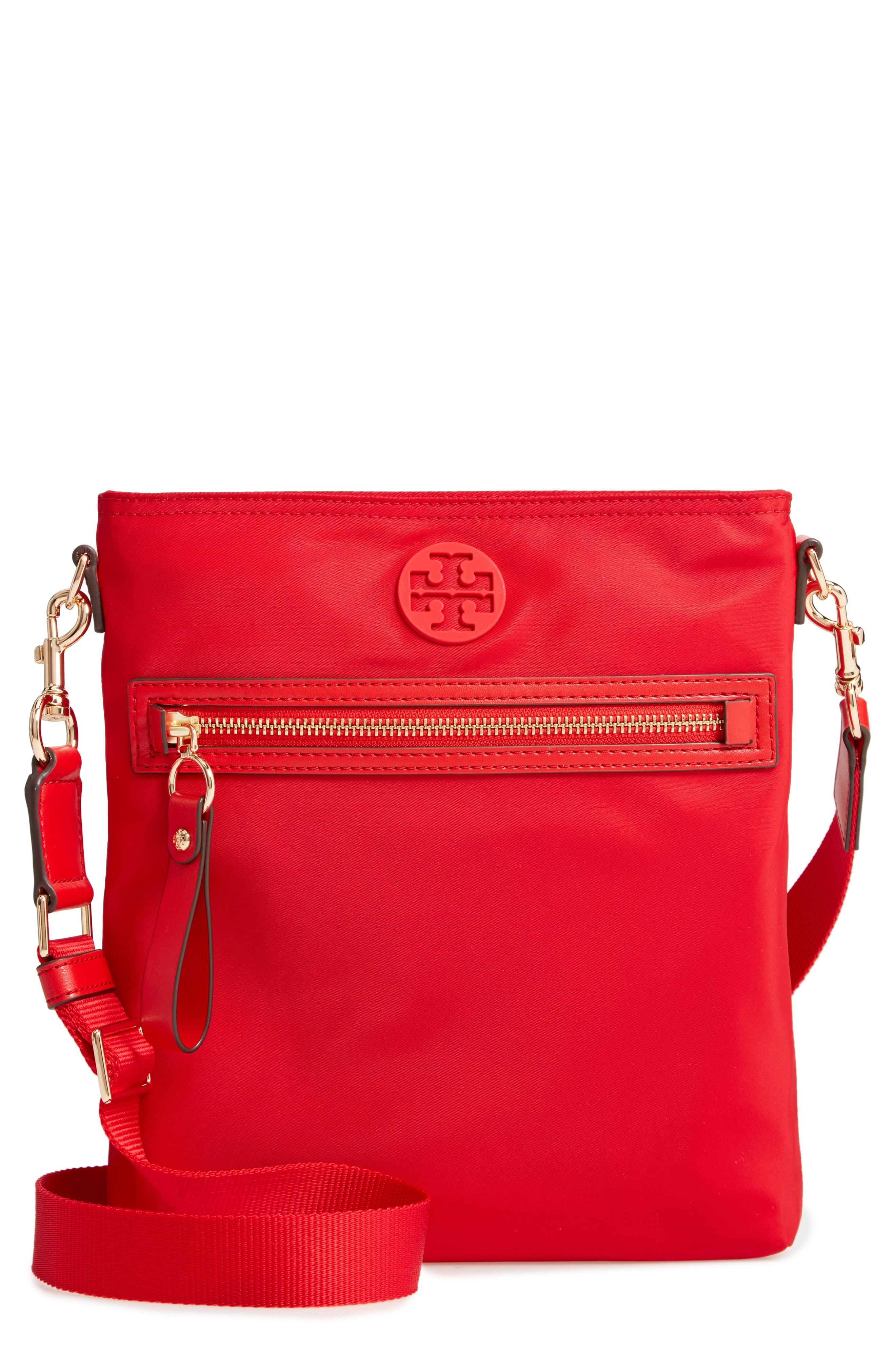 8984b9b0e Tory Burch Tilda Nylon Swingpack, $178 | Nordstrom | Lookastic.com