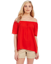 64a0e011aa17 ... Vince Camuto Off The Shoulder Blouse