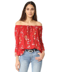 BB Dakota Soho Off The Shoulder Top