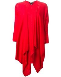 DKNY Draped Cardigan