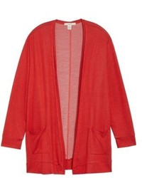 Plus size open front cardigan medium 5264831