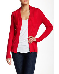 Yoki Basic Open Cardigan