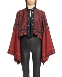 Loewe Silk Scarf Jacket