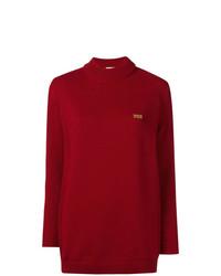 Gcds Intarsia Logo Sweater