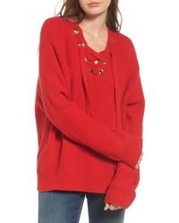 Kassy wool blend sweater medium 5170293