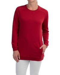 FDJ French Dressing Quilted Shoulder Sweatshirt