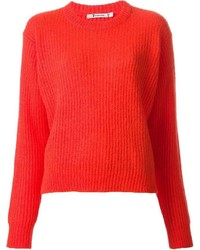 T by ribbed sweater medium 1361419