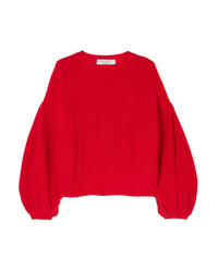 Valentino Wool And Cashmere Blend Sweater