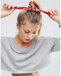 Asos Paisley Print Bandana Headscarf