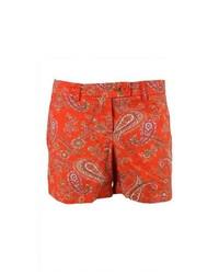 Tommy Hilfiger Paisley Chino Shorts