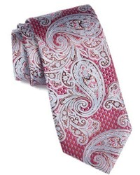 Shop sovana paisley silk tie medium 4911914