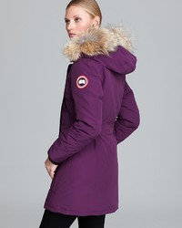 Canada Goose jackets replica official - Canada Goose Trillium Parka | Where to buy & how to wear