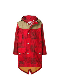 premium selection d808d e0305 Men's Red Parkas by Woolrich | Men's Fashion | Lookastic.com