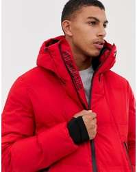 Jack & Jones Core Water Repellent Coat With Thinsulate Lining