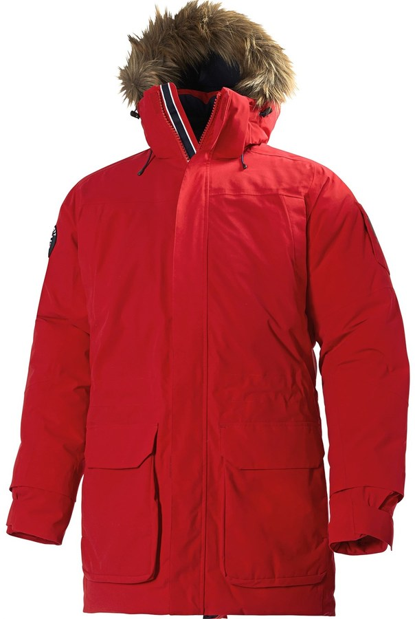 Helly Hansen Grumant Flow Down Parka Waterproof 700 Fill Power ...