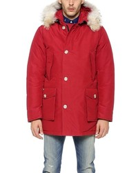 Woolrich Parka Red