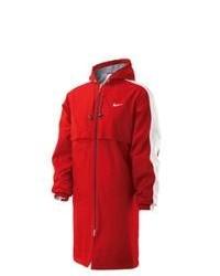 Nike Swim Parka Adult Varsity Red Large