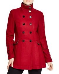Calvin Klein Military Style Pea Coat