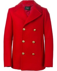 Ports 1961 Metal Button Peacoat
