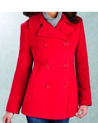 Ro Ro Ladies Classic Pea Coat Online