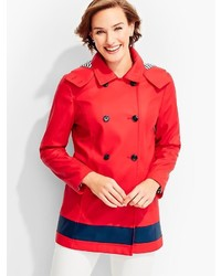 Talbots The Classic Raincoat