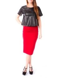 Color Swatch Ohlala Midi Skirt