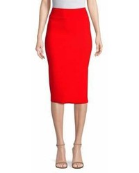BOSS Fairuza Stretch Pencil Skirt